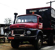 Guinness Time Douala by 23kurtz