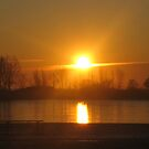 Sunrise XII (Lakeshore) by sendao