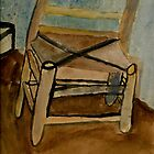 Van Gogh's Chair by Cammo119