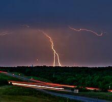 Lightning Road Truckers! by Jeremy  Jones