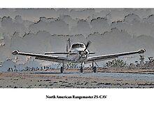 Rendition - Range Master by Paul Lindenberg