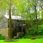 Garvine Mill_1_Spring by Hope Ledebur