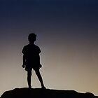 Poulsbo Silhouette by Wimbles