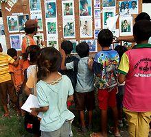 Suai market exhibition 13 by Friends  of Suai