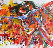 Tango Passion by Reynaldo