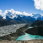 Shimmering Himalaya by Richard Heath