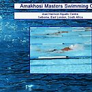 Amakhosi Masters swimming website by Teresa Schultz