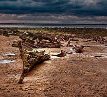 Wreck of the Sheraton by John Edwards