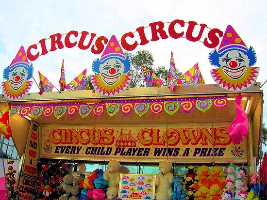 Circus Circus by JuliaWright