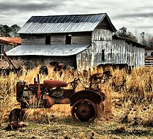 Old Farm by suzannem73