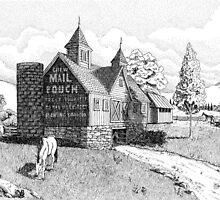 Maryland Barn by BobHenry