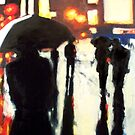 Shadows in the Rain by Robert Reeves