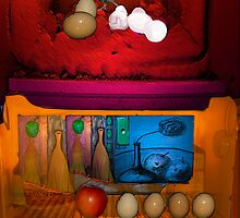 Rothko Refrigerator by Sarah Curtiss
