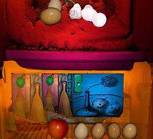 Rothko Refrigerator by Sarah Curtiss