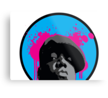 THE NOTORIOUS BIGGIE SMALLS Metal Print