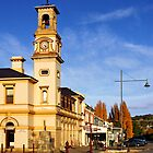 Beechworth Post Office by Darren Stones