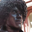Phil Lynott (Thin Lizzy) by pablotguerrero