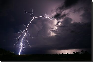 Batchelor Lightning by Rowland Beardsell