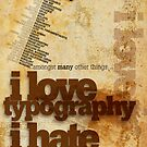 I love, I hate... by Naf4d