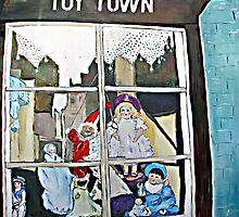 Toy Shop Window by Lorry666