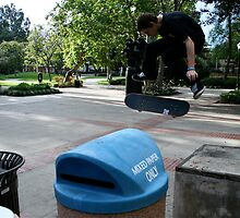 Kickflip by Robert Gerard