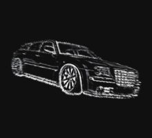 Chrysler 300c wagon by Quentin Jones