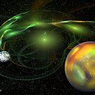 Space Virus by Dean Warwick