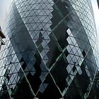 The Gherkin - No.30 St Mary Axe London by Colin J Williams Photography