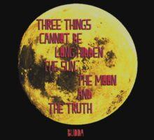 budda moon by Juilee  Pryor