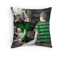 One day when I'm big... Throw Pillow