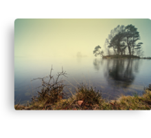Tarn Howes - Cumbria Canvas Print