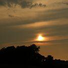 Kentucky Sunset by Bonnie Pelton