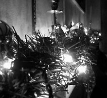 Christmas Lights by Rebecca Luering