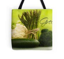 Thinking Green Tote Bag