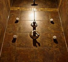 Shower Tile by Charles Plant