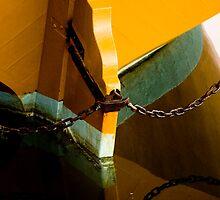 REFLECTION IN THE VAUBAN BASSIN 1 by Karo / Caroline Evans (Caux-Evans)