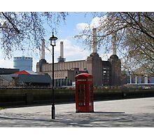 British Icons Photographic Print