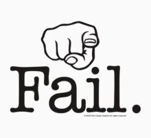 Fail. Positive by Paul Davey