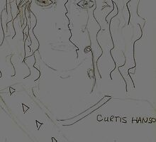 Curtis Hanson by suhan