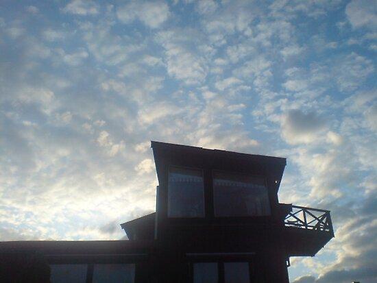 the house by Jorunn