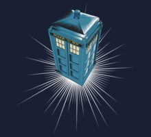 Not The Tardis by Steve Harvey