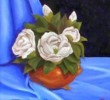 Magnolias by BobHenry