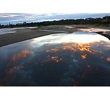 Sandringham beach Photographic Print