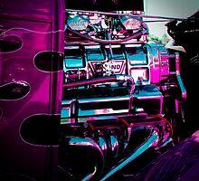 Purple Demon by HERGTO