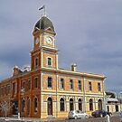 Moonta Town Hall by Chris Nies