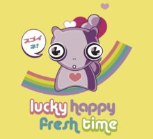 Lucky Happy Fresh Time [ スゴイ ネ! ] T-Shirt
