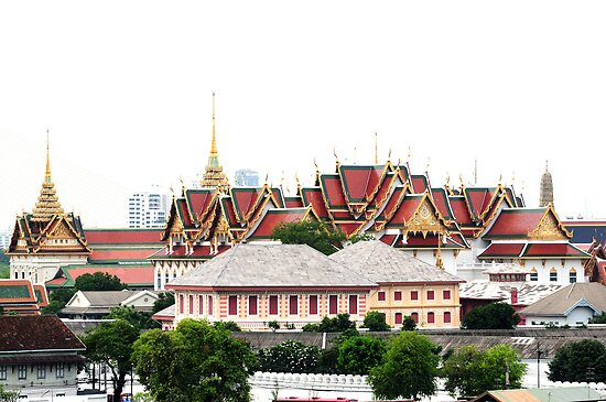 Grand Palace by Arvind Balaraman