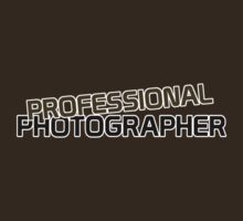 Professional Photographer #3 by Stephen Mitchell