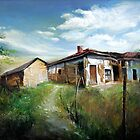 Old house by vaskoni