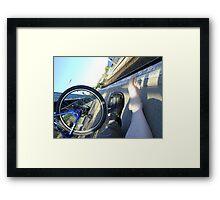 mobility Framed Print